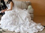 Продам свадебное платье Miss Kelly (Франция)