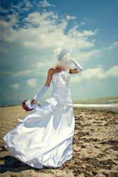 Шикарное свадебное платье от Оксаны Мухи!!!