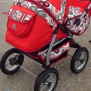 Продам детскую коляску-трансформер  фирмы Карт.