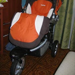 Продам коляску в отличном состояние ПЕГ ПЕРЕГО GT3