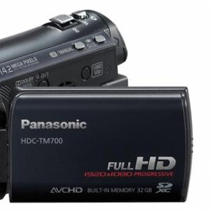 Продам видеокамеру Panasonic HDC-TM700