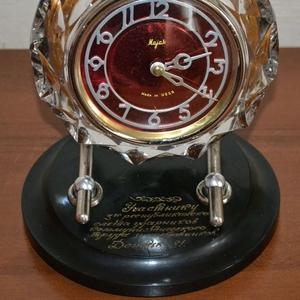 Настольные часы Маяк