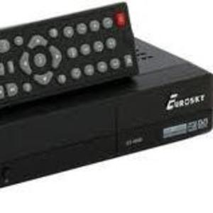 Спутниковый тюнер EuroSky 4100c