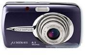 Продам фотоаппарат Olympus м600 бу