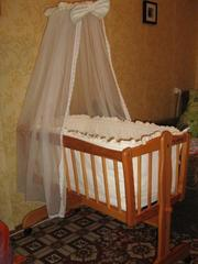 Продается детская люлька-кроватка Piccolino