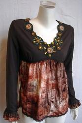 Весенние предложение! Женские блузы,  пр-во Бразилия. 100% натуральные