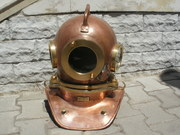Шлем водолазный 3-х болтовка.