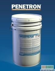 ПЕНЕТРОН — материал  для гидроизоляции и защиты от влаги бетона.