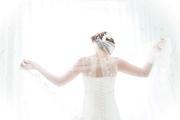 Свадебное платье (2500 гр)