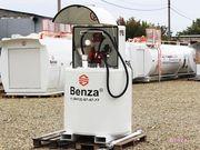 Топливный модуль Benza типа мини-АЗС
